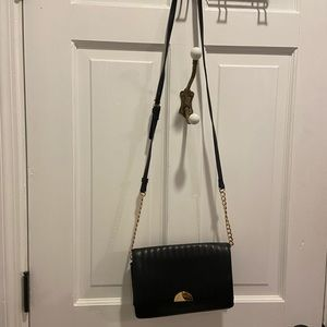 A New Day Black with Hold Accents Crossbody